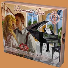 Романтика любви Трюфели ручной работы со вкусом  малины тм World & Time 160г