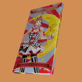 ШокоШапито Шоколад молочный со вкусом пломбира тм World & Time 100г