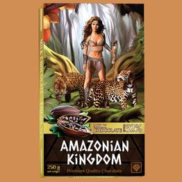 Королевство Амазонок шоколад молочный