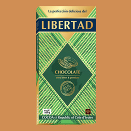 Либертад Шоколад горький