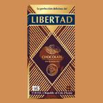 Либертад Шоколад темный с хрустящим какао