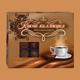 Какао коллекция Шоколадные конфеты ассорти