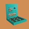 Конфеты шоколадные Ягодное пралине  150 г