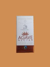 Стелла Темный шоколад органик 71% какао с нектаром агавы плитка 80гр.