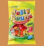 """Жевательные конфеты """"Jelly Beans SOUR"""" 250г"""