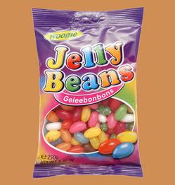 """Жевательные конфеты """"Jelly Beans"""" 250г"""