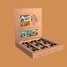 Конфеты шоколадные Ореховое пралине 150 г